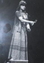 Madalyn Morgan 'Godspel' The Young Vic Theatre