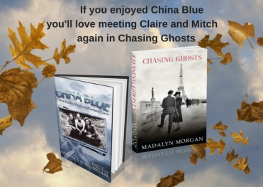 Chasing Ghosts and China Blue 2