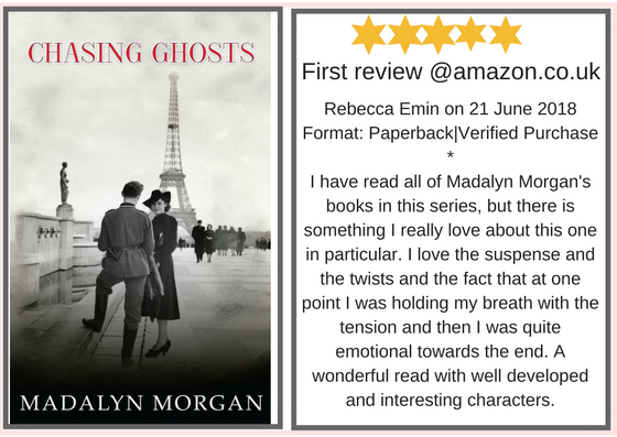 Chasing Ghosts Review