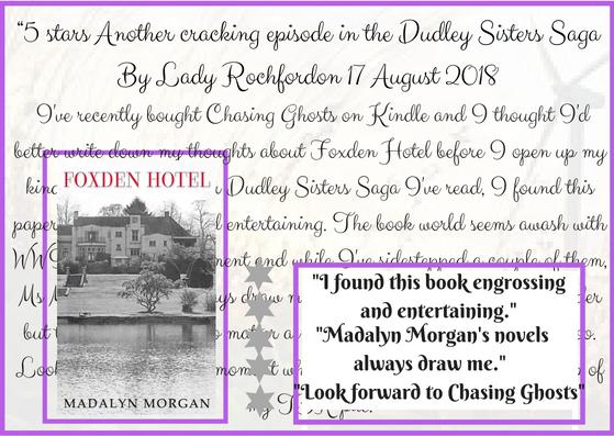 Foxden Hotel Lady Rochford