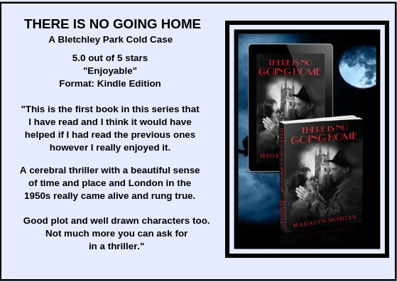 There Is No Going Home 1st Review